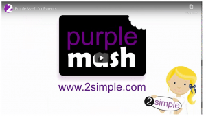 Intoduction to Purple Mash